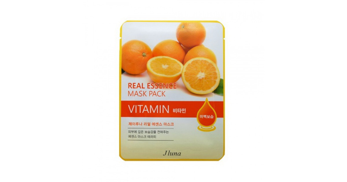 pleyana маска с витамином с