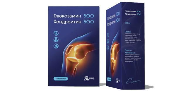 Глюкозамин 500+Хондроитин 500 тб N 30 купить в Сыктывкар, описание и инструкция по применению лекарства, купить Глюкозамин 500+Хондроитин 500 тб N 30 заказ на Apteka-ot-sklada.ru