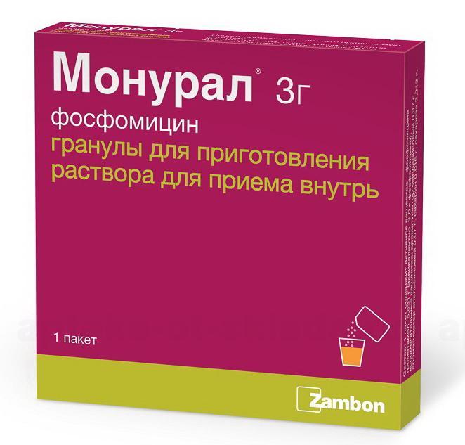 Монурал гран пак 3г N 1 купить в Новотроицк, описание и инструкция по применению лекарства, купить Монурал гран пак 3г N 1 заказ на Apteka-ot-sklada.ru