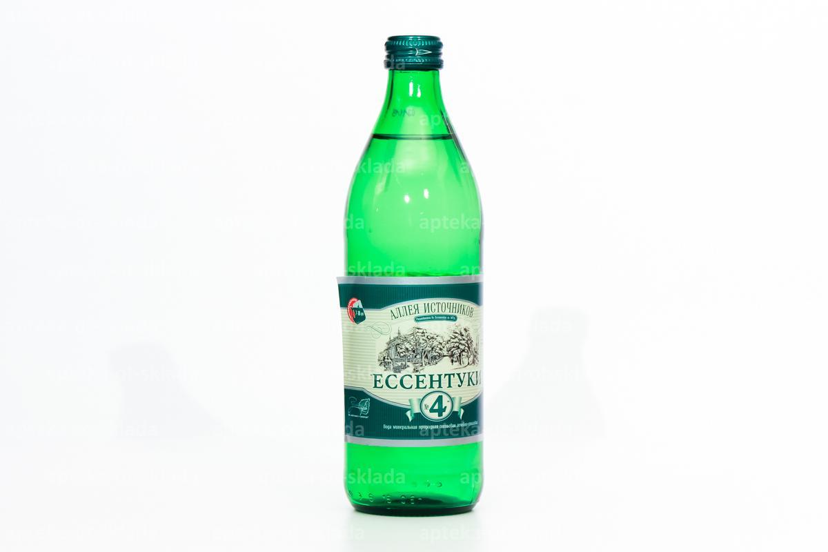 вода мин ессентуки эльбрус 4 0,5л