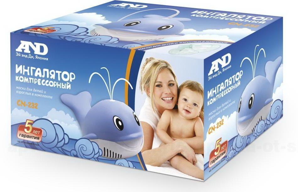 Ингалятор для детей дельфин фото