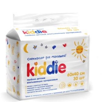 Kiddie пеленки детские 60х60 см N 5 купить в Тара, описание и инструкция по применению лекарства, купить Kiddie пеленки детские 60х60 см N 5 заказ на Apteka-ot-sklada.ru