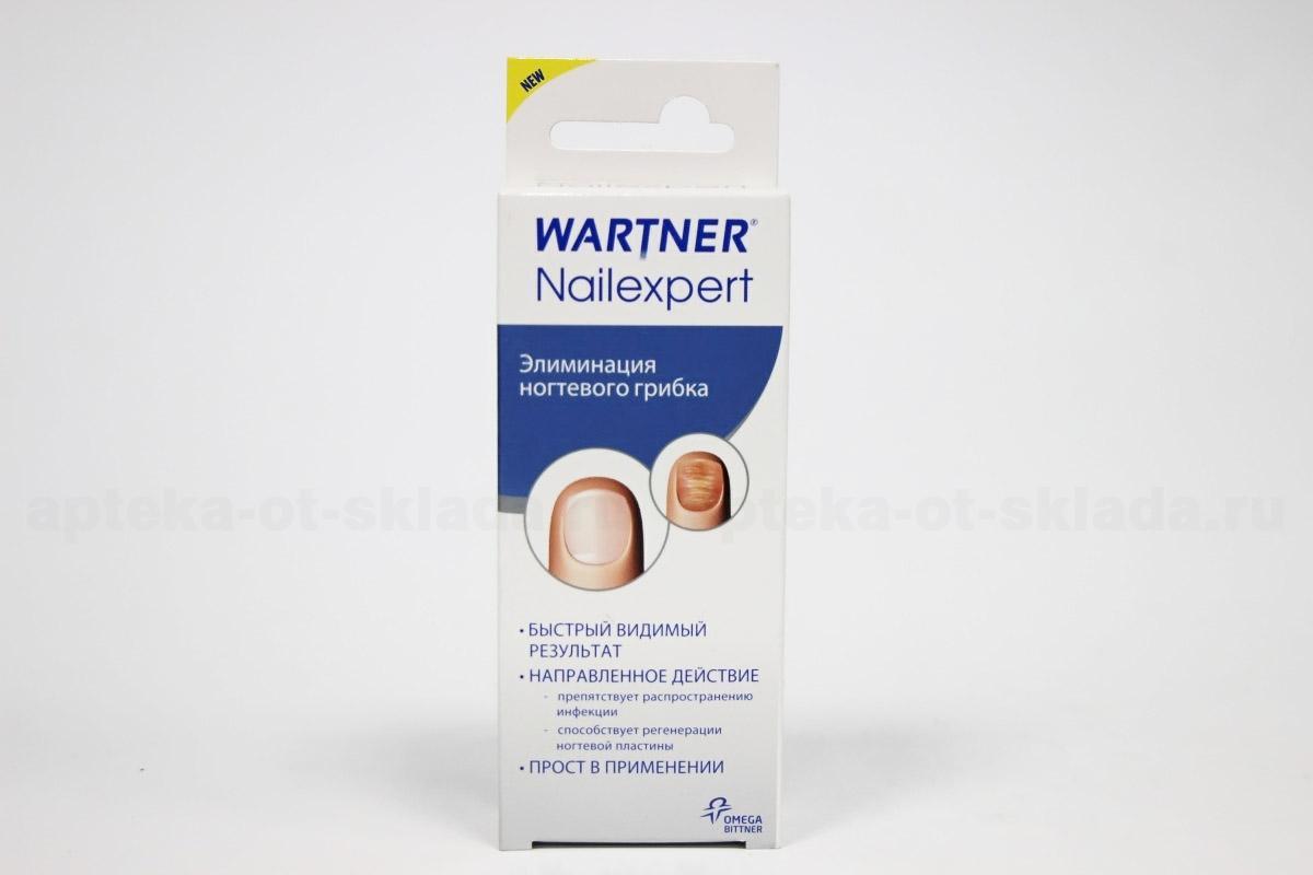 Wartner для ногтей от грибка